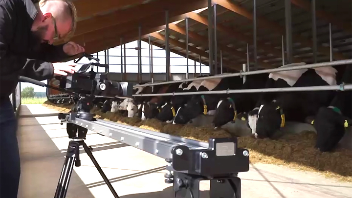 Aufnahmen für Förster Technik | Videoproduktion Sachsen