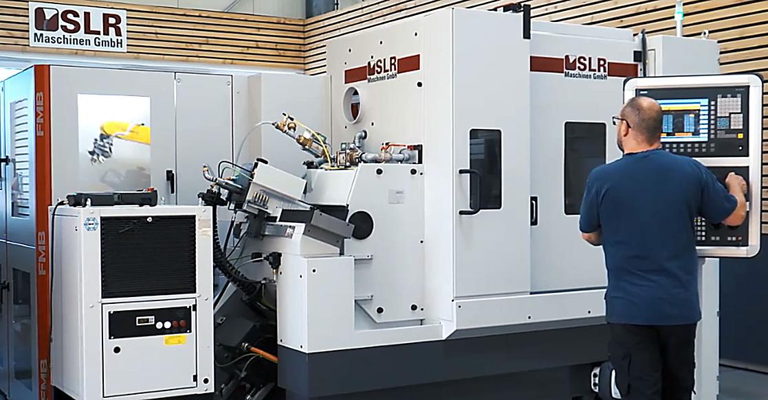 Produktvideo SLR 250 | Videoproduktion Sachsen
