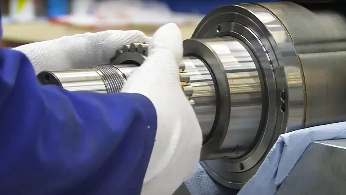 Projekt SPL Spindel undPräzisionslager GmbH | MUBVideoDesign