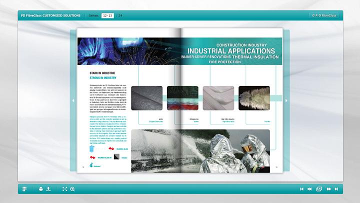 PD-Fibre Glass eBook