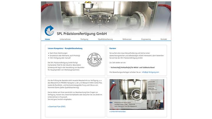 SPL Fraureuth CMS Merlino