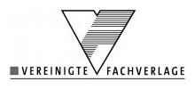 Vereinigte Fachverlage GmbH